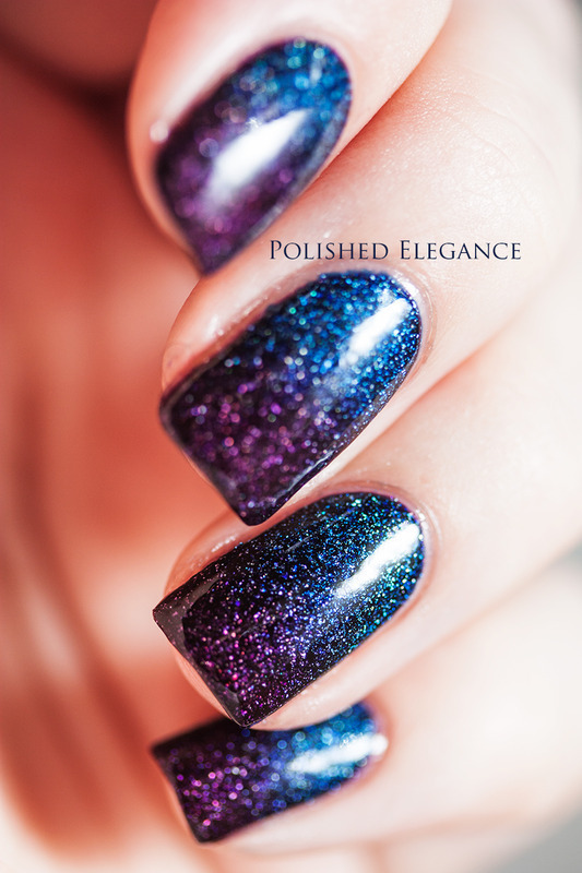 Zoya Dreaming of Payton nail art by Lisa