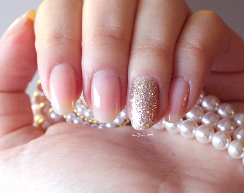 Dominique Francon nail art by Michelle