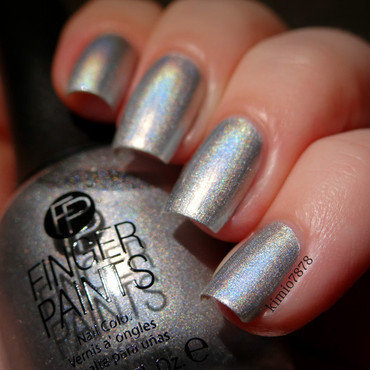 Finger Paints Chromatic Creation Swatch by Kim