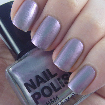 H&M Wintersky Swatch by Maria