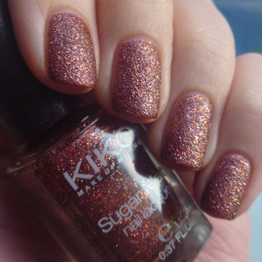 Kiko Sugar Matt 645 Swatch by Maria