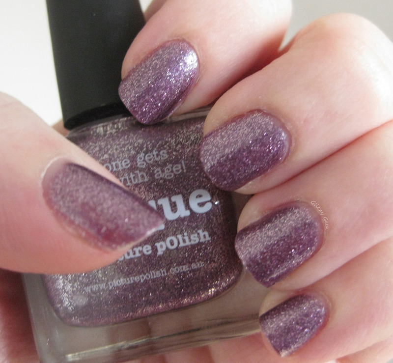 piCture pOlish Antique Swatch by Andi