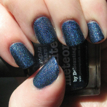piCture pOlish Midnite Meteor Swatch by Andi