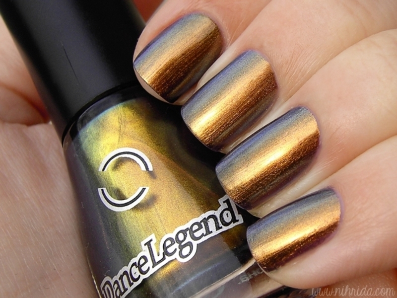 Dance Legend Knight Swatch by nihrida