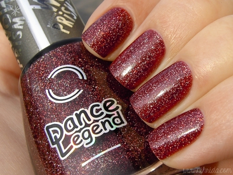 Dance Legend Road to Nowhere Swatch by nihrida