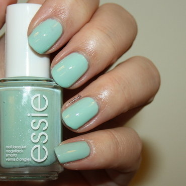 Essie Fashion Playground Swatch by Maria Marker