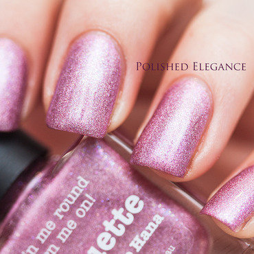 piCture pOlish Pirouette Swatch by Lisa