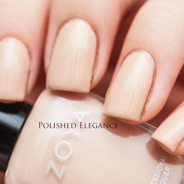 Zoya Chantal Swatch by Lisa