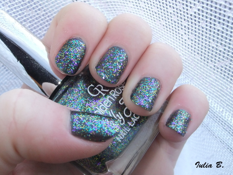 Golden Rose Jolly jewels 106 Swatch by Iulia