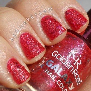 golden rose galaxy 10 Swatch by Aydi Seker