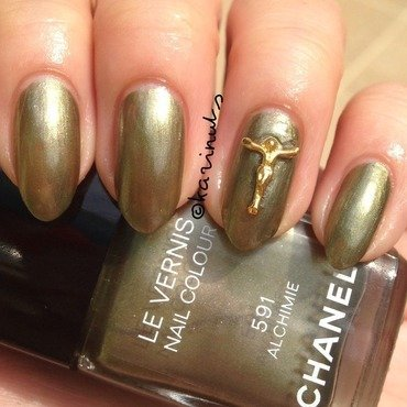 Chanel alchimie Swatch by Karina Mahardi