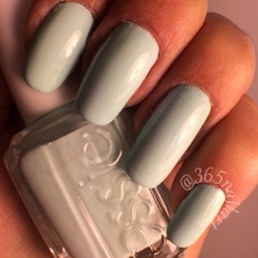Essie Mint Candy Apple Swatch by Janet