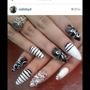 Phuckurnailzs Gallery On Nailpolis Nailpolis Museum Of Nail Art