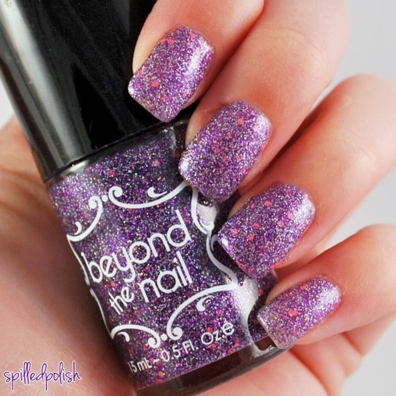 Beyond the Nail Peppy Leopard Swatch by Maddy S