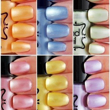 Beyond the Nail Spring Pearl Line by Maddy S