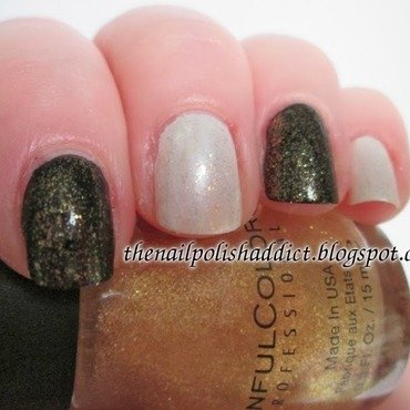 SinfulColors 24 Karat Swatch by Leah
