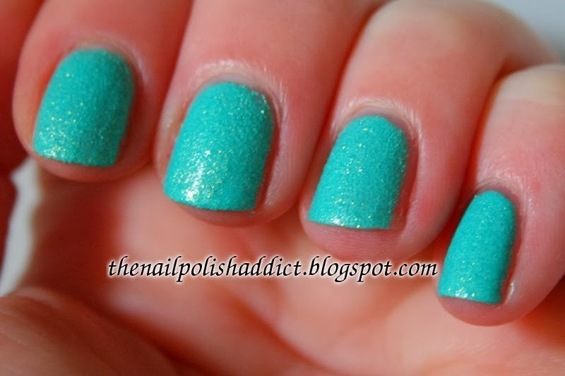 SinfulColors Treasure Chest Swatch by Leah