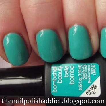 SensatioNail Bombshell Beauty Swatch by Leah