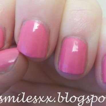 Models Own Cerise Shine Swatch by Sarah Clarke