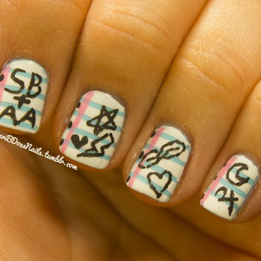 Nail art   paper matte thumb370f