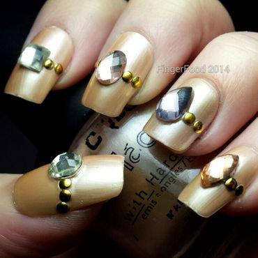 Lacquer Legion - Adoration nail art by Sam