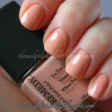 Dr.'s Remedy Nurture Nude Pink Swatch by Leah