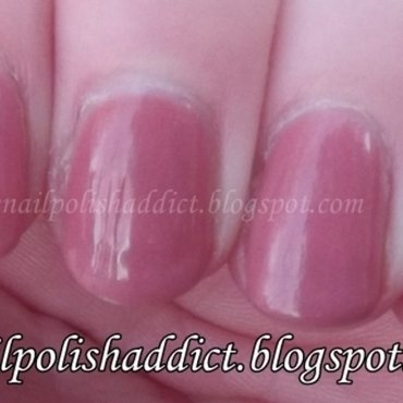 SensatioNail Mauve Maven Swatch by Leah