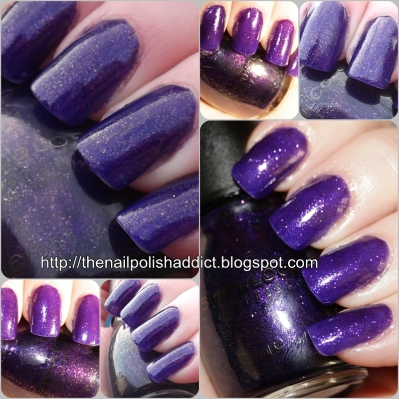 SinfulColors Daddy's Girl Swatch by Leah