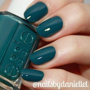 Essie Go Overboard Swatch by Danielle