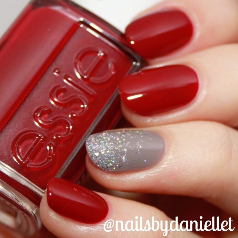 Essie a list Swatch by Danielle