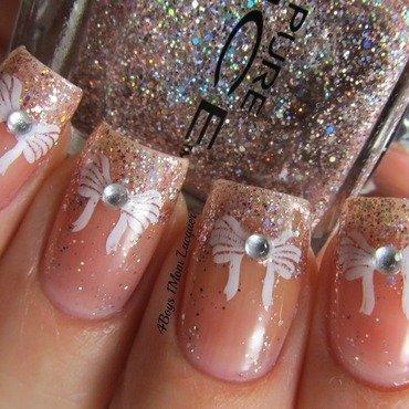 Innocent  nail art by Jennifer Starnes