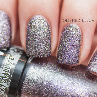 Maybelline Colorshow Silver Touch Swatch by Lisa