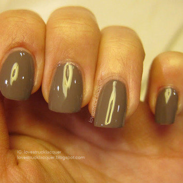 Sally Hansen Fearless Fog Swatch by Stephanie L