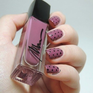 Marionnaud 14 rose muse polka dots  4  thumb370f