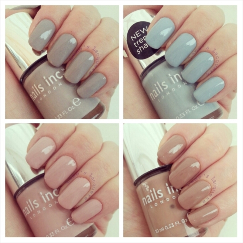 Nails Inc Hyde Park Place Sheraton Street George And Kensington Gore Swatch