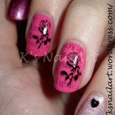Valentines nails 1 thumb370f