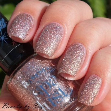 Rimmel Space Dust 003 Aurora Swatch by Suzi - Beauty by Suzi