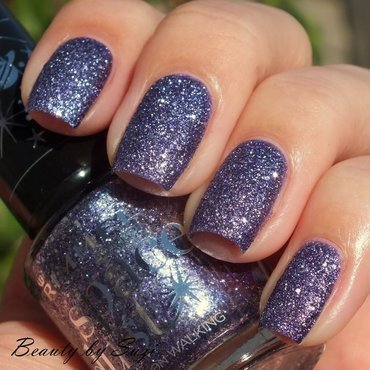 Rimmel Space Dust 006 Moon Walking Swatch by Suzi - Beauty by Suzi