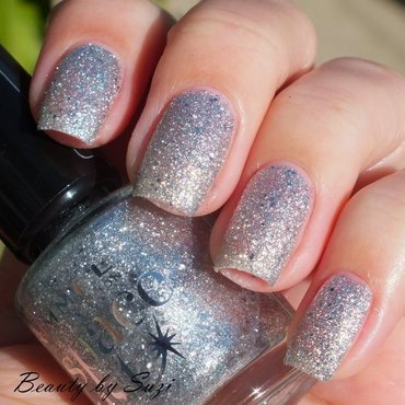 Rimmel Space Dust 007 Shooting Star Swatch by Suzi - Beauty by Suzi