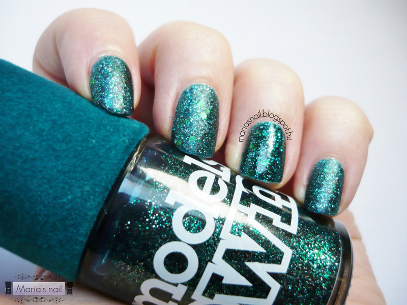 Models Own 175 Absinthe Swatch by Maria
