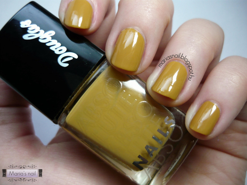 Douglas Absolute 22 Caramel Frappé Swatch by Maria