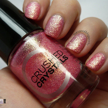Catrice 06 Call Me Princess Swatch by Maria
