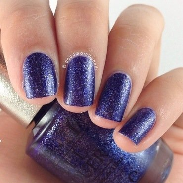 OPI DS Lapis Swatch by Sabah