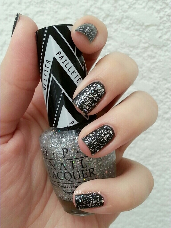 OPI In True Stefani Fashion Swatch by Ximena Echenique