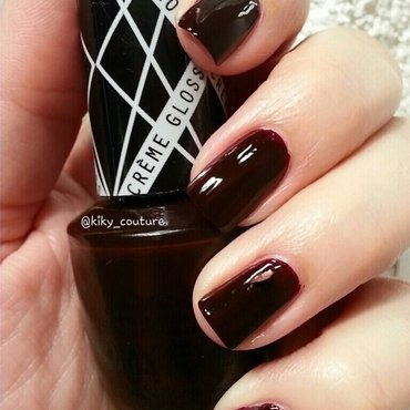 OPI I Sing In Color Swatch by Ximena Echenique