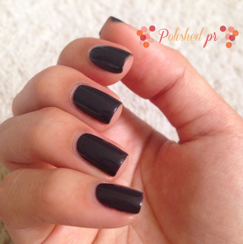 Swatch: 'Fiore' from Julep nail art by Jenn Thai