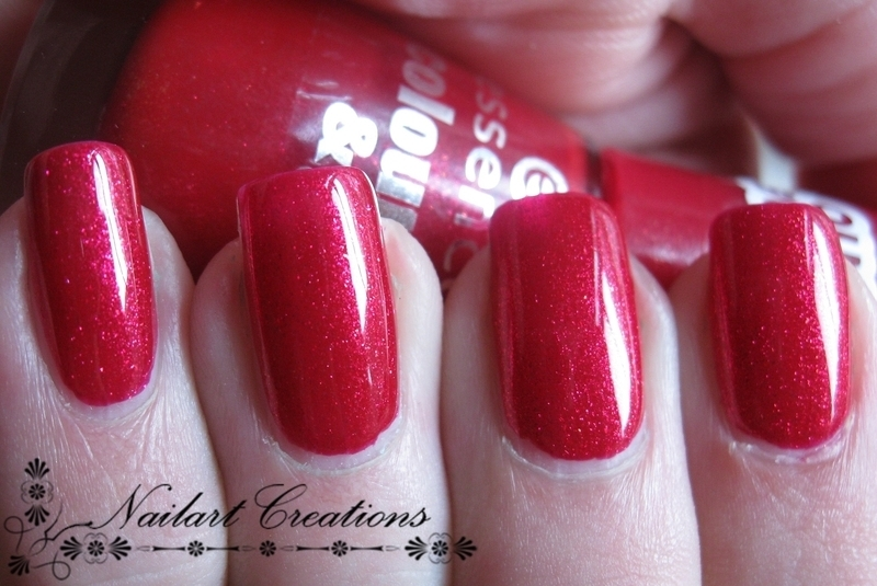 Essence A hint of love Swatch by Nailart Creations