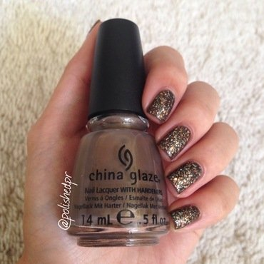 Shimmer Polish Valerie Swatch by Jenn Thai