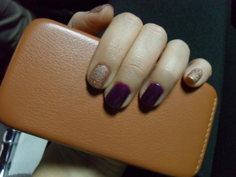elegant nais nail art by Teo