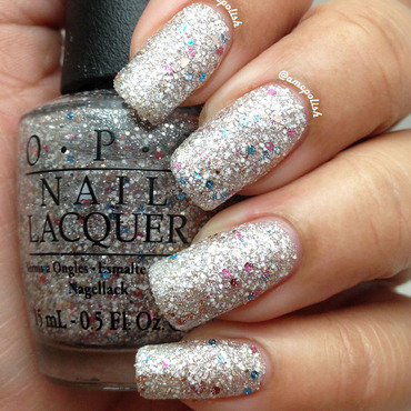 OPI Muppets World Tour Swatch by Amber Connor